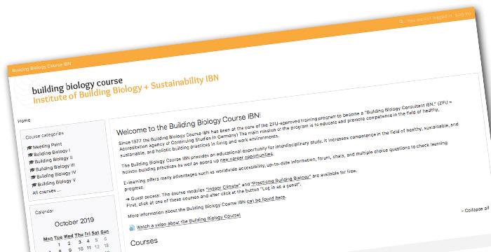 building biology course