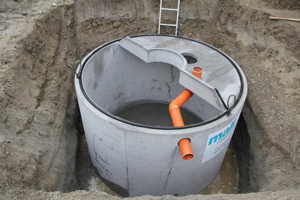 rainwater use