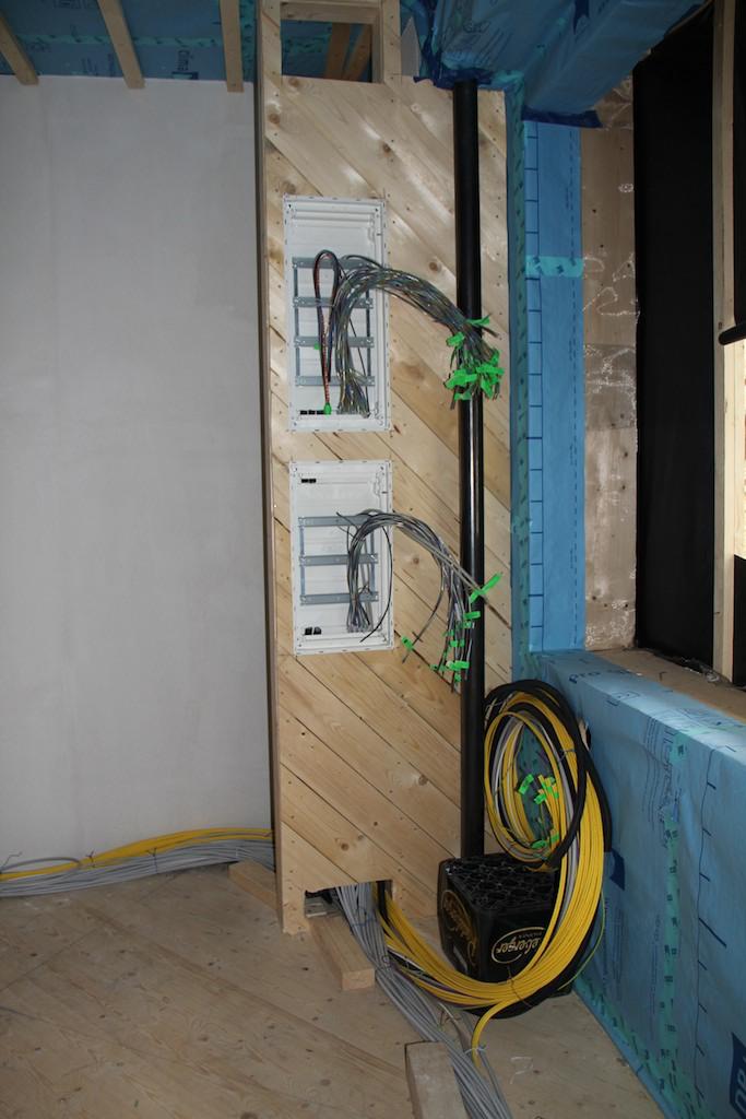 biology wiring system