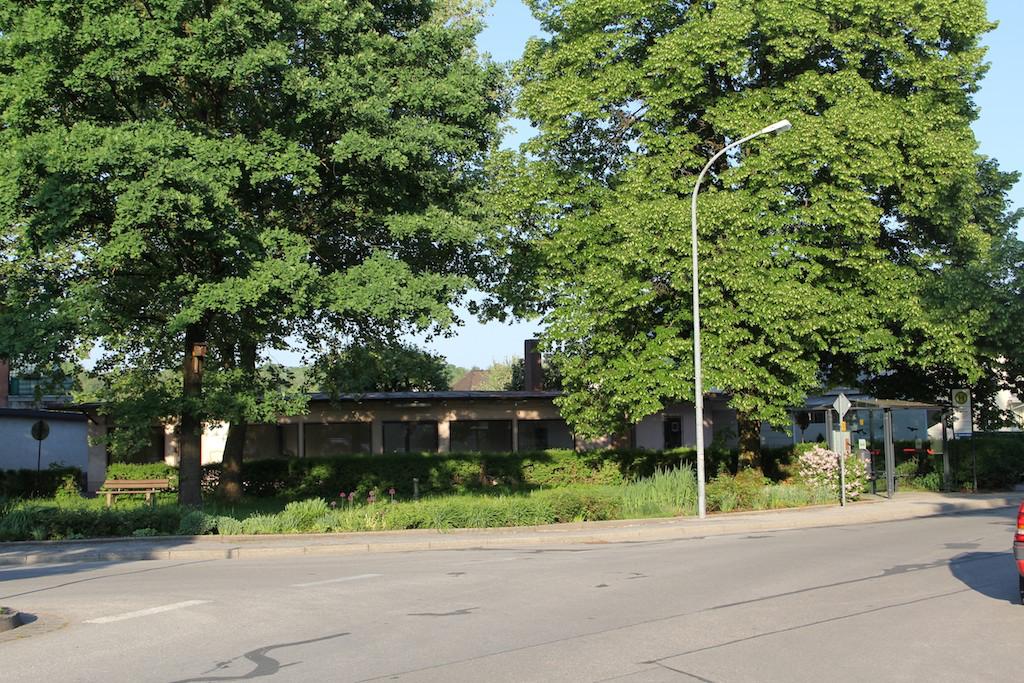 previous building